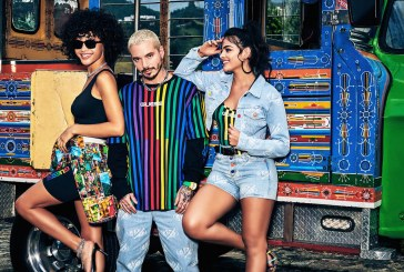 GUESS and J Balvin unveils Colores' capsule collection inspired by new album