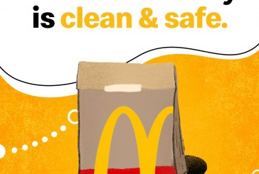 McDonald's rolls out No-Touch McDelivery for your safety