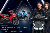 Honda Philippines unveils the All-New Airblade150 – Specs, Price and Features