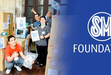 SM Foundation donates over PhP170-million for PPEs and Medical supplies to over 50 hospitals nationwide