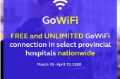 Globe offers more hospitals with free unli WIFI services nationwide