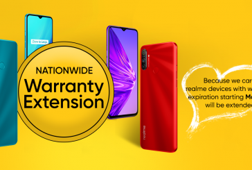 Realme PH offers nationwide warranty extension of devices
