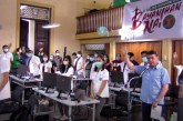 PLDT and UP-PGH launches 155200 hotline number for its COVID-19 Bayanihan Operations Center