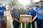 PLDT-Smart Foundation aids frontline health workers with over 50,000 face masks and various PPE