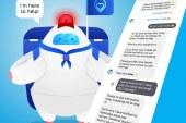 Globe chatbot helps monitor employees' health while on enhanced community quarantine