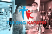 Tulong Kapatid of MVP Group provides assistance to health workers and various communities