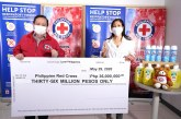Lysol Philippines donates P36-Million for Disinfect to Protect program and partners PRC to battle COVID-19