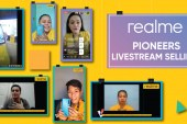 Realme Philippines initiates livestream selling for its employees and content series for fans
