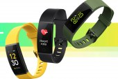 Realme Band made for the young, active and fit