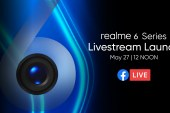 realme 6 to launch on May 27 features Helio G90T SoC, 90Hz Display and 4,300mAh battery