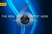 Highly-anticipated realme 6 Pro to launch on May 27 features 6 camera and 90Hz display