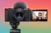 Sony ZV-1 built for casual video shooting features advanced imaging technology and easy-to-use functionality