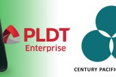 PLDT Enterprise provides Smart Pocket Wi-Fi units to Century Pacific for COVID-19 response operations