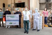 Green Cross, Inc. donates Medical-Grade PPEs and disinfectants to hospitals in PH