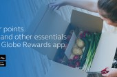 Exciting gift vouchers await customers from Globe Rewards