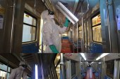 LRMC partners with UPNEC to upgrade LRT-1 disinfection methods with UV technology,