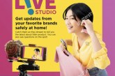 Ortigas Malls introduces LiveStudio and Shop & Wash for more  convenient shopping experience