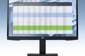 HP P22h G4 FHD monitor takes multitasking to greater lengths