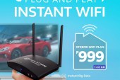 Globe At Home introduces Xtreme WiFi Plan 999
