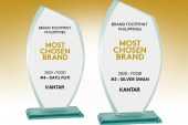 Datu Puti and Silver Swan still ranks as the Most Chosen Food Brands in 2019