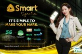 Korean actress Son Ye Jin joins Smart Communications launches 'Simple, Smart Ako' campaign