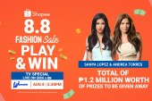 Catch the Shopee 8.8 Play & Win TV Special on Wowowin and Win a Total of ?1.2 Million Worth of Prizes