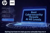 HP together with Intel hold cybersecurity forum on October 23