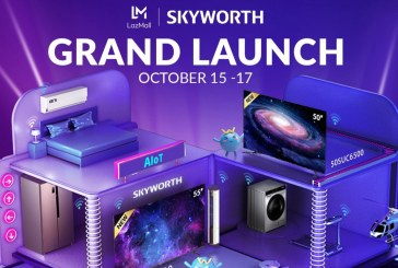 Skyworth now available on its official flagship store on Lazada Mall