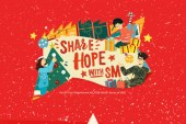 SM Supermalls gives back to diligent frontliners with #ShareHopewithSM campaign