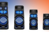 Introducing Sony's new line-up of High Power Audio Systems for the ultimate entertainment