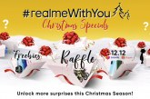 realme launches #realmeWithYou Christmas Specials starting with huge prizes and exciting promos