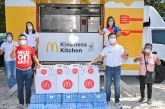 All set to serve meals for communities affected by recent calamities