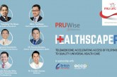 Pru Life UK spearheads discussions on Telemedicine at PRUWise Webinar's Healthscape PH