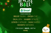 Smart brings 2020 iHeartRadio Jingle Ball to subscribers via exclusive livestream on Dec. 11 Watch Billie Eilish, Harry Styles, Shawn Mendez and more at GigaFest.Smart