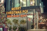 Netizens feel the Holiday spirit with SM's Christmas advert
