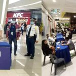 SM malls provide immediate assistance to families affected by Typhoon Rolly