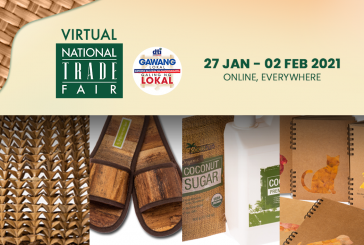 Featured products at the Virtual National Trade Fair