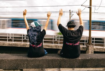 GOMO partners DBTK launches CHARGE FORWARD streetwear collection