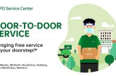 Experience another level of convenience with OPPO door-to-door service