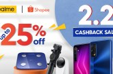 realme Philippines joins Shopee's 2.2 cashback sale with exciting deals and promos