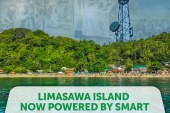 Smart's high-speed internet in historic island town