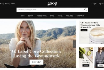"""Gwyneth recounts the most difficult part of her goop leadership journey: """"pressing send"""""""