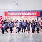 Handyman opens 177th store in LIMA Exchange, Batangas