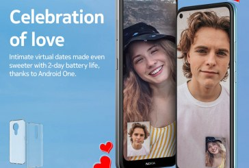 Celebrate love with special price cuts on Nokia 2.4 and Nokia 3.4 right in time for Valentine's Day