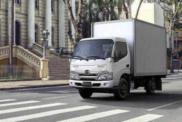 All-new Hino 300 Series light-duty trucks designed to support and handle business operations