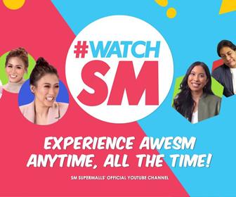 SM Supermall Box Ad WatchSM