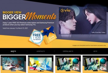 Catch these new thriller K-dramas on Viu best viewed on a Samsung Smart TV