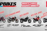 Top Bikes, MotoDeal recognize Honda motorcycles as best, most fuel efficient in PH