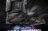 Kingston HyperX and MSI set another new DDR4 Overclocking World Record at 7200MHz