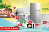 Get FREE Appliances on '2021 Summer is XTREME Cool' promo